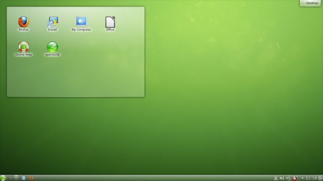 OpenSUSE 12.2 RC