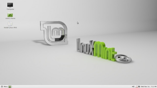 Linux Mint Mate 14 RC