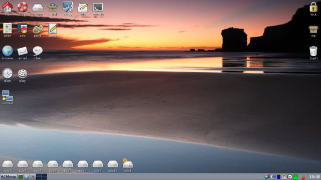 Puppy Linux 5.6