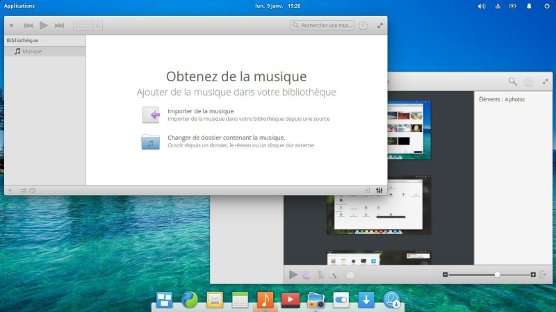 Applications Elementary OS