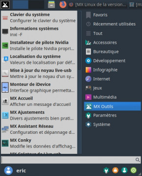Mx Outils 18.1